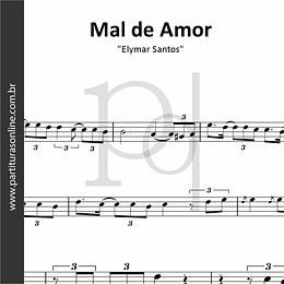 Mal de Amor | Elymar Santos e Alcione