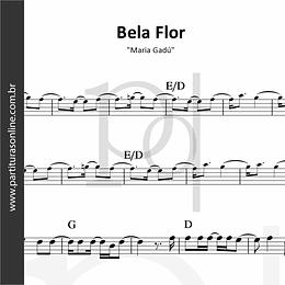 Bela Flor | Maria Gadú