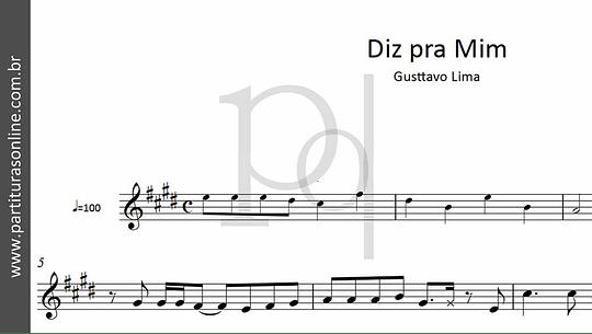 Diz pra Mim | Gusttavo Lima