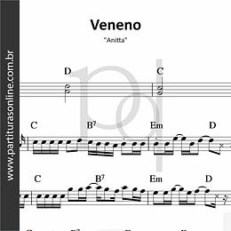 Veneno | Anitta