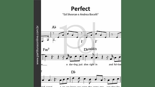 Perfect Symphony | Ed Sheeran e Andrea Bocelli