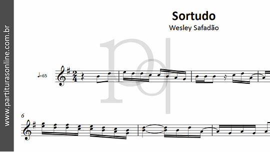 Sortudo | Wesley Safadão