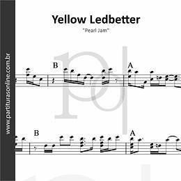 Yellow Ledbetter | Pearl Jam