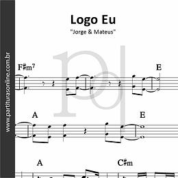 Logo Eu | Jorge & Mateus