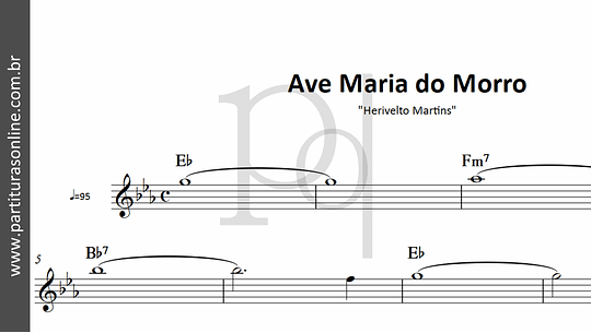Ave Maria do Morro | Herivelto Martins
