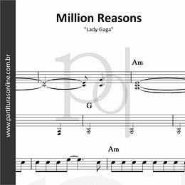 Million Reasons | Lady Gaga