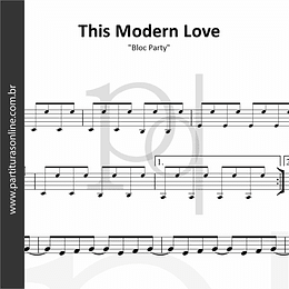 This Modern Love | Bloc Party