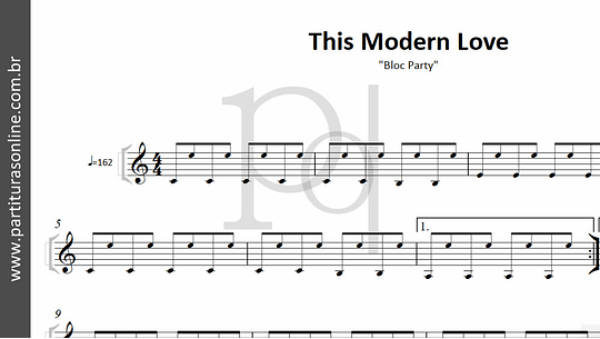 This Modern Love   Bloc Party