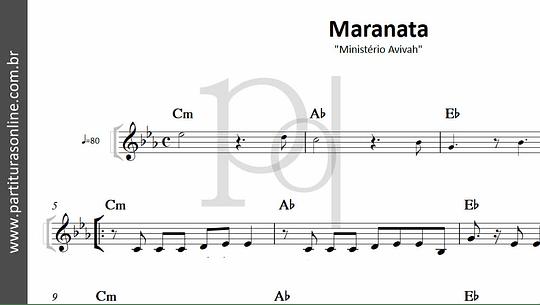 Maranata | Ministério Avivah
