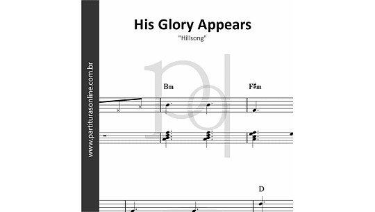 His Glory Appears | Hillsong