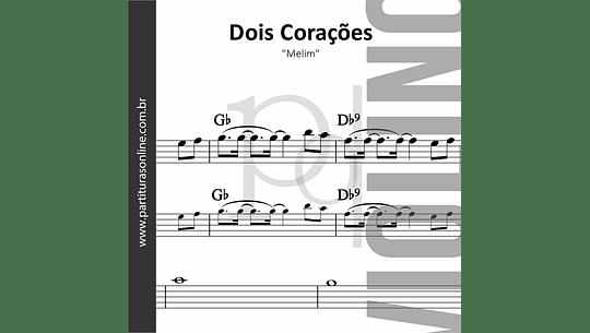 Dois Corações | Arranjo para Violino