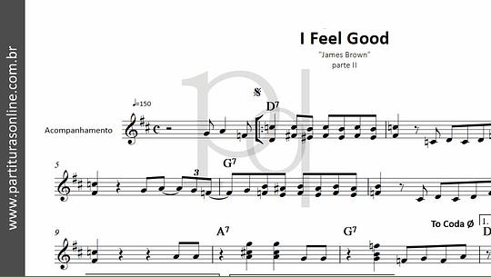 I Feel Good | James Brown
