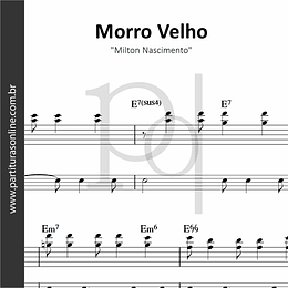 Morro Velho | Milton Nascimento