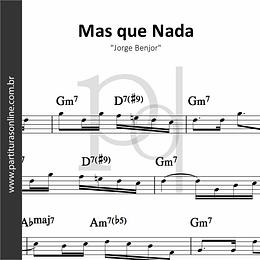 Mas que Nada | Jorge Benjor