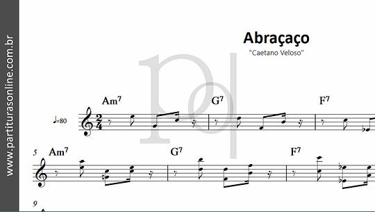 Abraçaço | Caetano Veloso