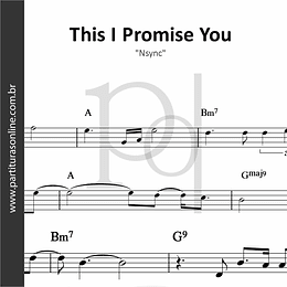 This I Promise You | Nsync
