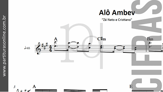 Alô Ambev | Zé Neto e Cristiano