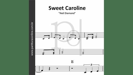 Sweet Caroline | Neil Diamond