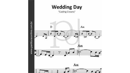 Wedding Day | Casting Crowns