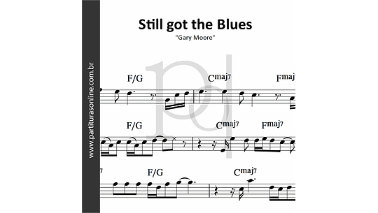 Still got the Blues | Gary Moore