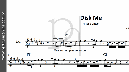 Disk Me | Pabllo Vittar