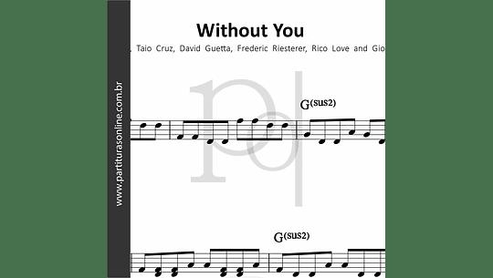 Without You | David  Guetta