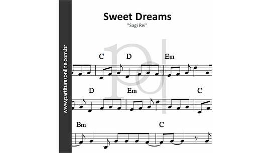 Sweet Dreams | Sagi Rei