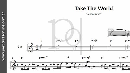 Take The World | Johnnyswim