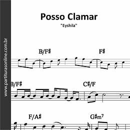 Posso Clamar | Eyshila