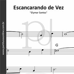 Escancarando de Vez | Elymar Santos