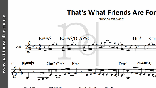 That's What Friends Are For | Dionne Warwick
