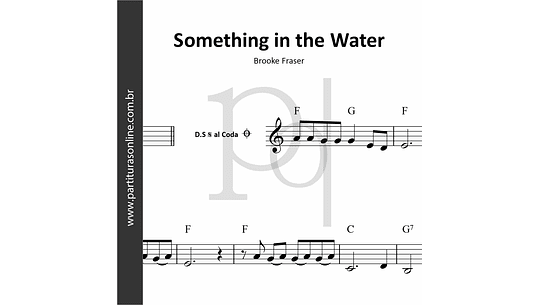 Something in the Water | Brooke Fraser