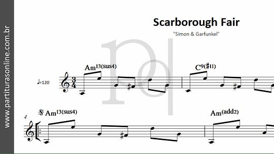 Scarborough Fair | Simon & Garfunkel