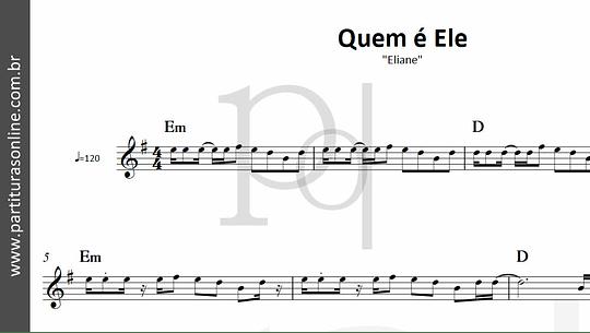 Quem é Ele | Eliane