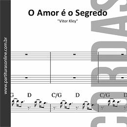 O Amor é o Segredo | Violino e Violoncelo