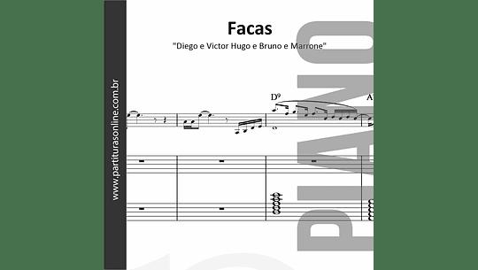 Facas | para Piano