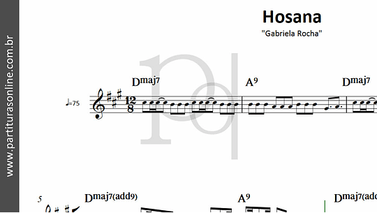 Hosana | Gabriela Rocha