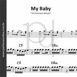 My Baby | Márcia Fellipe