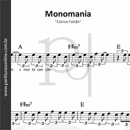 Monomania | Clarice Falcão