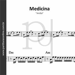 Medicina   Anitta