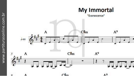 My Immortal | Evanescence