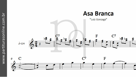Asa Branca | Luiz Gonzaga