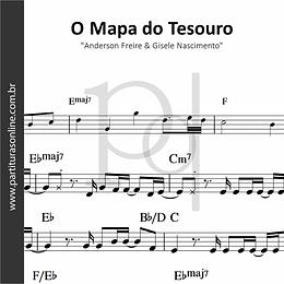 O Mapa do Tesouro | Anderson Freire & Gisele Nascimento