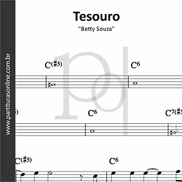 Tesouro | Betty Souza