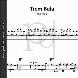 Trem Bala | Ana Vilela