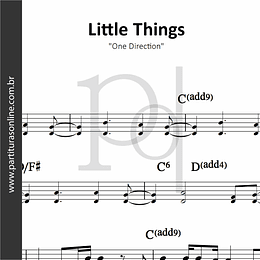 Little Things | One Direction