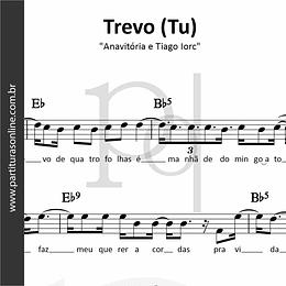 Trevo (Tu) | Anavitória e Tiago Iorc