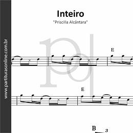 Inteiro   Priscilla Alcântara