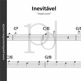 Inevitável | Vocal Livre