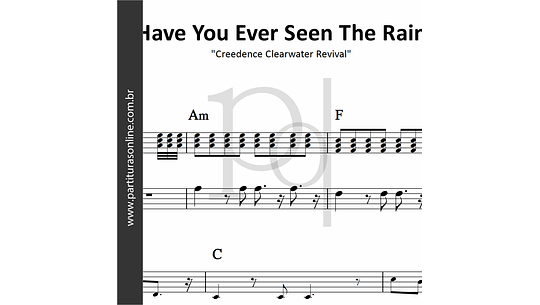 Have You Ever Seen The Rain   Creedence Clearwater Revival